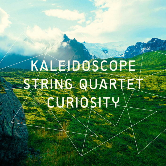 CD Cover Design Gestaltung Artwork booklet design Art Direktion Illustration Bildbearbeitung Kaleidoscope String Quartet Curiosity Traumton Records