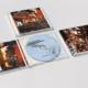 CD Artwork Gestaltung Cover Design Bildbearbeitung Fotomontage booklet design Art Direktion Carsten Daerr Trio Insomniac Wonderworld, Traumton Records