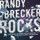 CD & LP Design Randy Becker Rocks featuring Ada Rovatti, David Sanborn, Wolfgang Haffner & NDR Bigband