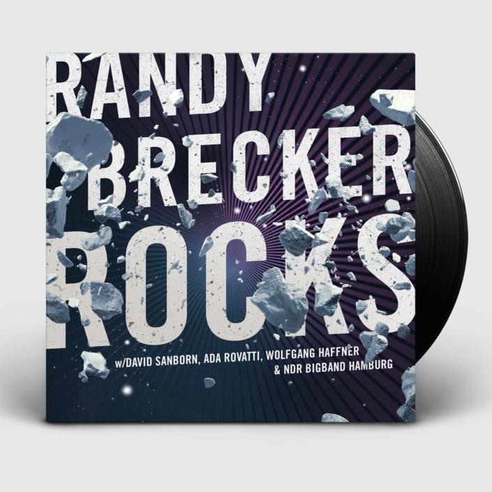 randy-brecker-rocks-vinyl CD Gestaltung Cover Design Art Direktion Bildbearbeitung
